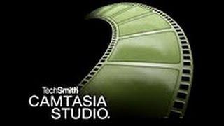 Camtasia Studio8. Программа для видеомонтажа.(скачать бесплатно)Program for video editing.