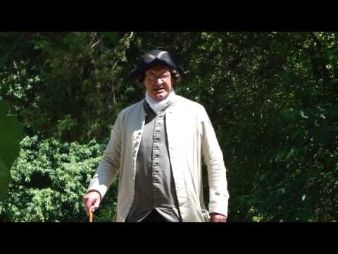 Colonial Williamsburg: Patrick Henry Speech