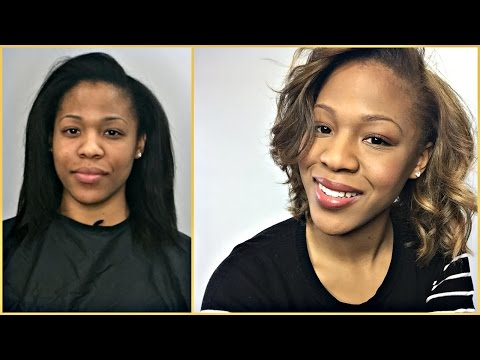 Color Your Black Hair Blonde And Keep It Healthy