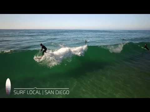 Surf Local | San Diego | PB | Diamond Street | 1.7.17