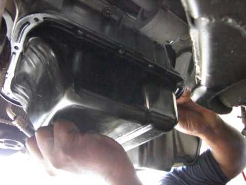 Corolla Engine Rebuild Lower Oil Pan Installation