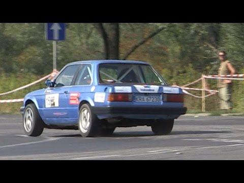 SUPER OES  Nowy sącz 2015 | Raszewski / Browarnik | BMW E30 [MotoRecords.pl]