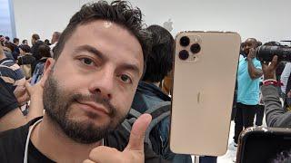 iPhone 11 Pro ve iPhone 11 Pro Max elimizde! - TÜRKİYE'DE İLK ÖN İNCELEME!