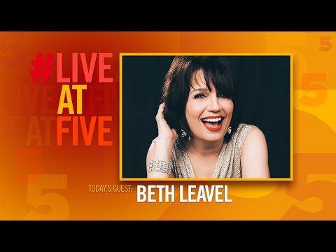 Broadway.com #LiveatFive with Beth Leavel of BANDSTAND