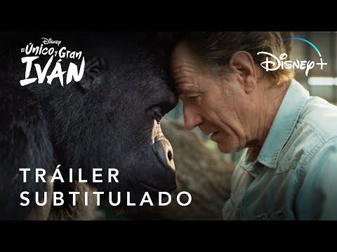 Bryan Cranston aterriza en Disney+ con El único y gran Iván