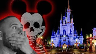 Disney World: The Night A Demon Appeared (Haunted)