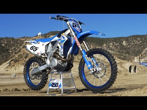 First Ride 2018 TM 450 MX Fi - Motocross Action Magazine