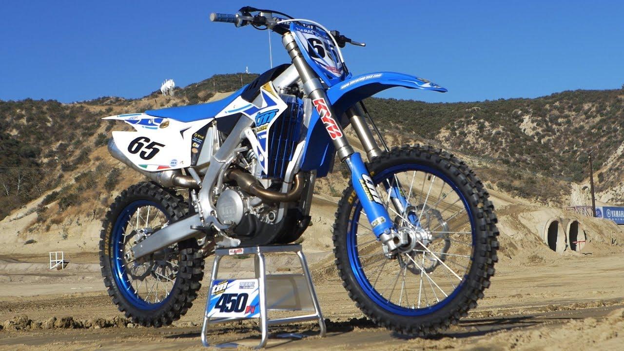 First Ride 2018 TM 450 MX Fi - Motocross Action Magazine