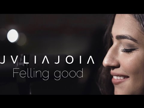 Feeling Good - Julia Jóia feat. Cristelo ( Nina Simone Cover)