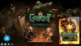 Gwent The Witcher Card Game - PS4 GamePlay