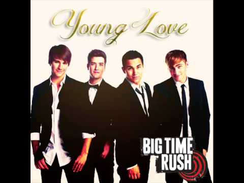 big time rush young love mp3