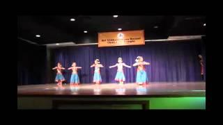 SRI VENKATESWARASWAMY TEMPLE:  DANCEFEST 2012: SWETHA VIJAYARAGHAVAN