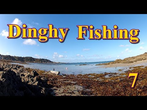 Dinghy Fishing 7 - Pollock, Bass & Lobster