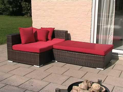 Alfresco Trends   Rattan Garden Furniture Birmingham   YouTube