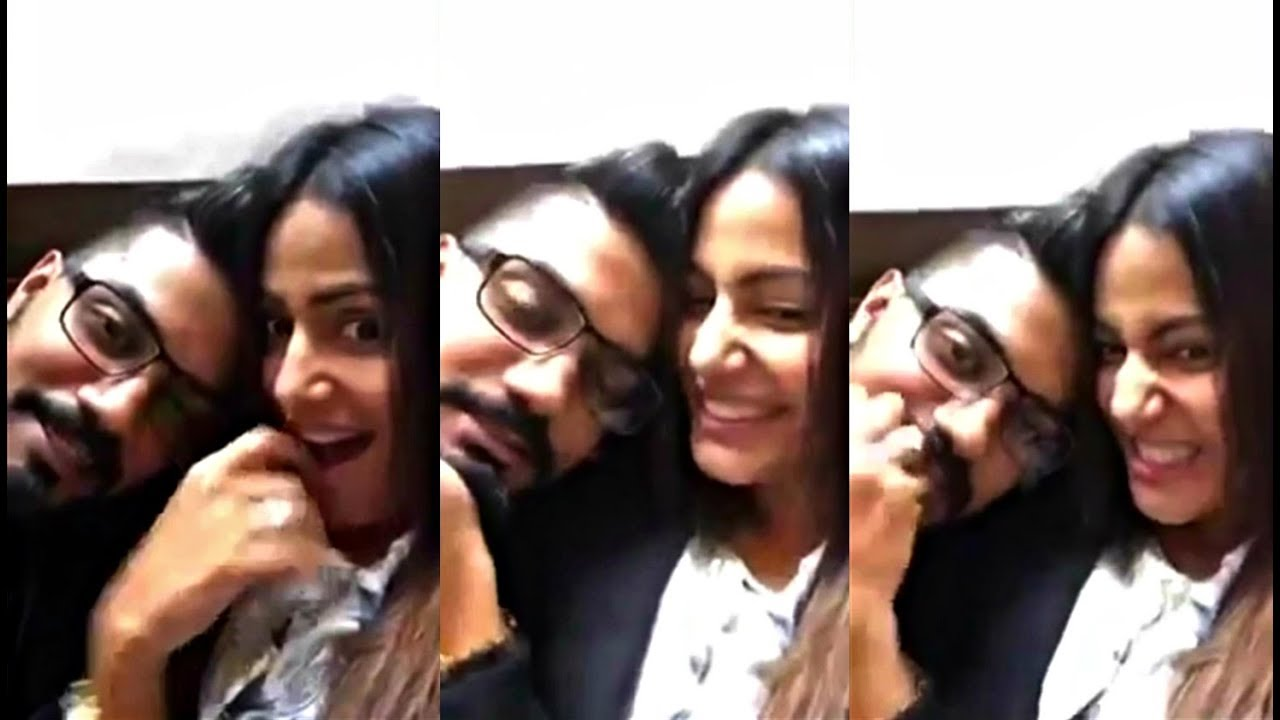 Hina Khan And Rocky Jaiswal Cute Instagram Video Youtube