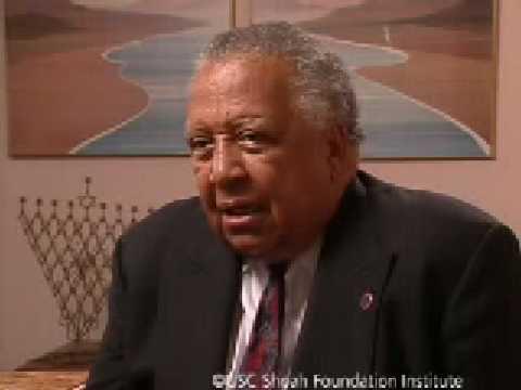 American Liberator Paul Parks Testimony - YouTube