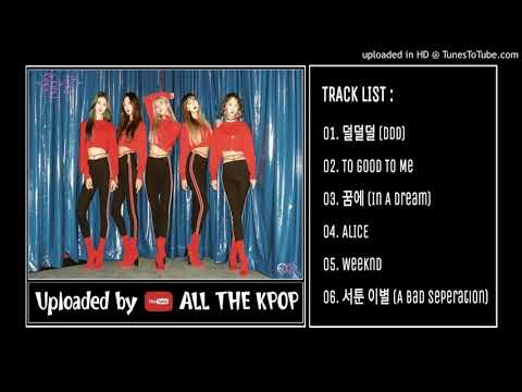 [Full Album] EXID(이엑스아이디) - Full Moon (4th Mini Album)