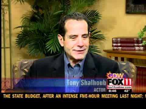 Tony Shalhoub - YouTube