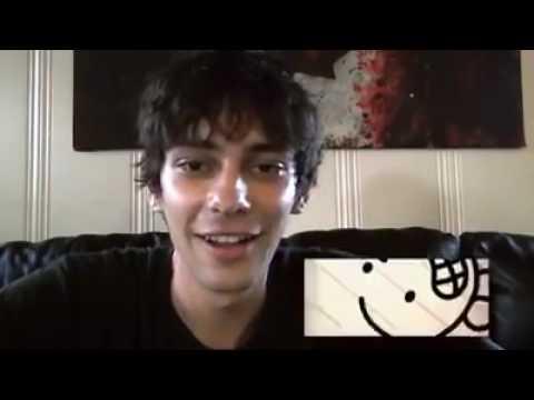 Devon Bostick Diary Of A Wimpy Kid Eyeliner