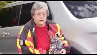 Redirecting: Woman Proudly Called a BIack Man the N-W0RD & His Wife Confronts Her