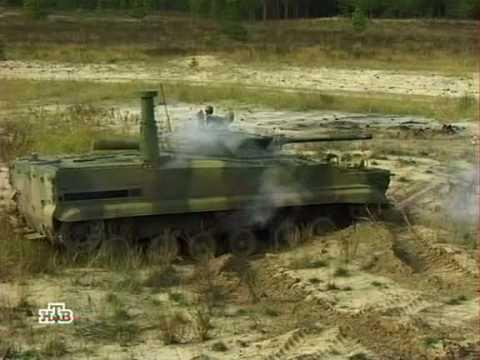 Военное дело - БМП-3 (VD-BMP-3).avi - YouTube