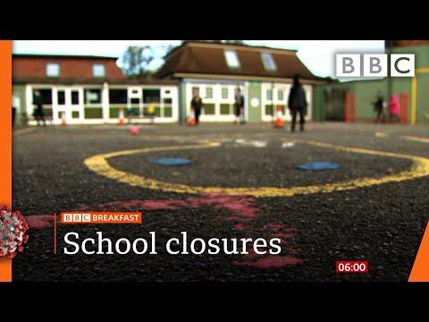 Covid-19: Call for all schools to stay shut amid U-turn 'chaos' 🔴 @BBC News live - BBC