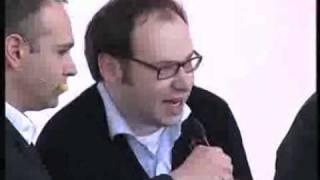 Cebit Trendforum, Debatte mit Stefan Glänzer und Joachim Franz Teil 3