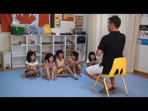 On In Under teacher's video