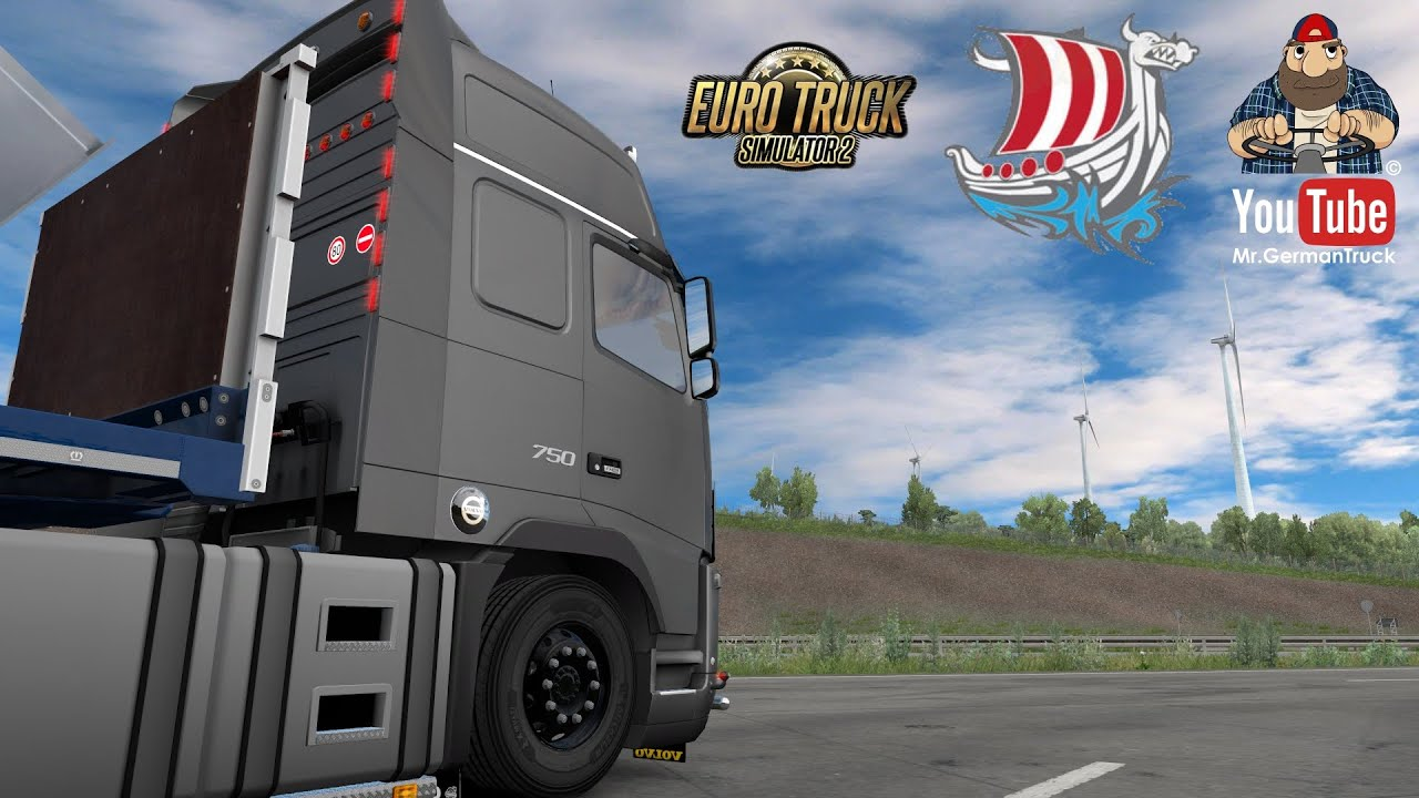 [ETS2 v1.37] Volvo FH 2009 Classic *FMod & Open Window ready*