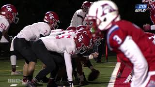 Prep Football: Coon Rapids at Armstrong 10.4.19 (Full Game)
