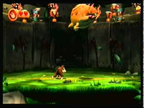 Tutorial Donkey Kong Country Returns [1-J]