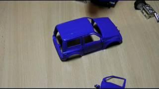 Oprava auta od kamoše