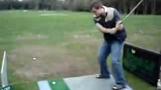 ヘタなゴルフスイングの見本 面白ゴルフ動画 thumbnail
