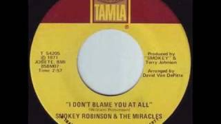 """Download """"I Don't Blame You at All"""" by Smokey Robinson & The Miracles Mp3 and Videos"""