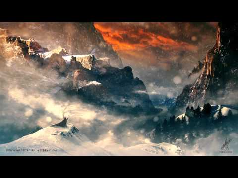 Stephen J. Anderson - Far Over The Misty Mountains Cold (Hobbit Theme Song)