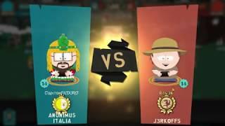 Team Wars #58 | South Park Phone Destroyer