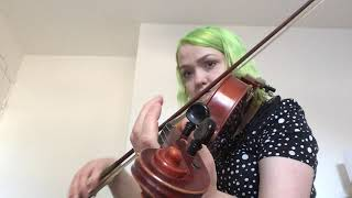 Violin with Amy Bache - Grade 2 scales