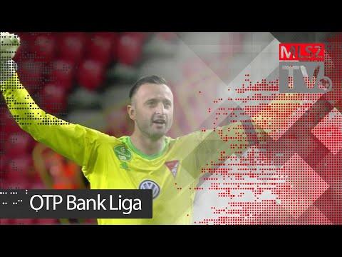 DVSC - Ferencvárosi TC | 1-1 (1-1) | OTP Bank Liga | 26. forduló | 2017/2018 | MLSZTV