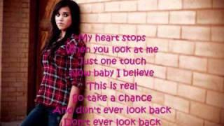 Teenage Dream (cover) By: Megan Nicole (lyrics)  *requested