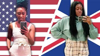 American and British Women Swap Fashion Styles For A Week