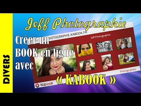 Divers - Book photo en ligne avec KABOOK - Episode n°201