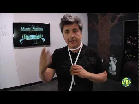 Magic Phenom  Richard Sanders  FIBER OPTICS  part 2 of 3