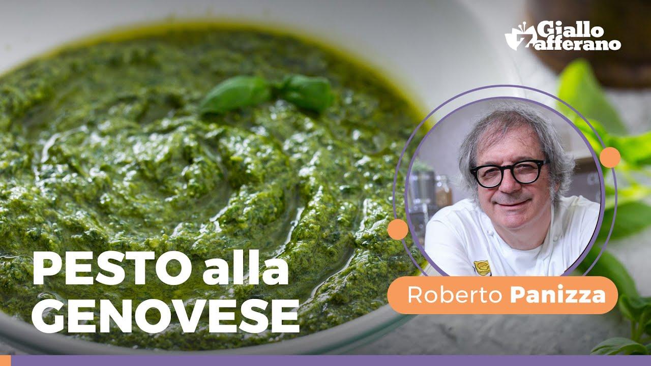 Download PESTO ALLA GENOVESE - La ricetta imperdibile dello CHEF Roberto Panizza!