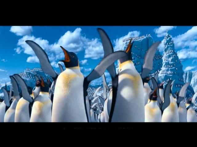 Делай ноги 2 (Happy Feet Two) — ТВ спот 3
