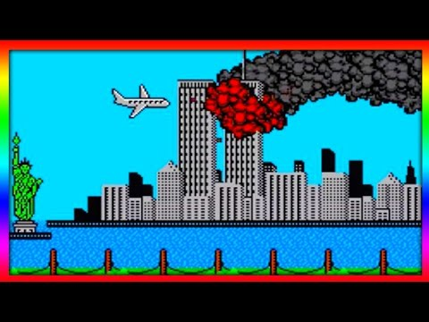 Did These 3 Video Games Predict 9/11?