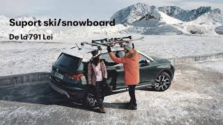 Accesorii toamnă-iarnă SEAT