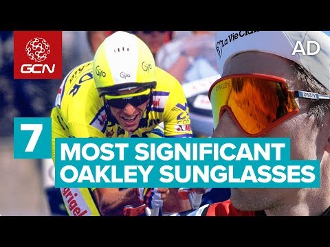 Oakley Obsession - The 7 Most Significant Sunglasses