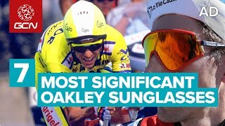 Oakley Obsession - The 7 Most Significant Sunglasses thumbnail