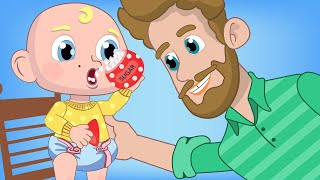 Johnny Johnny Yes Papa Nursery Rhymes Songs for Kids