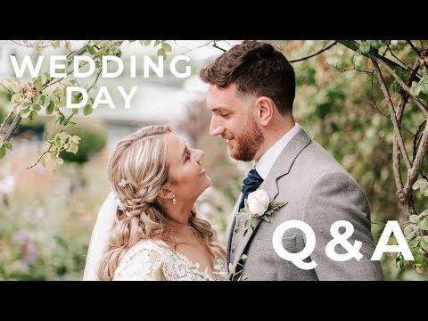 I Got Married | Wedding Q&A + Details